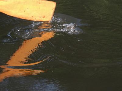 "Most Artisitc, ""Rowing in Norfolk England,"" Ethan Ellis, 13."