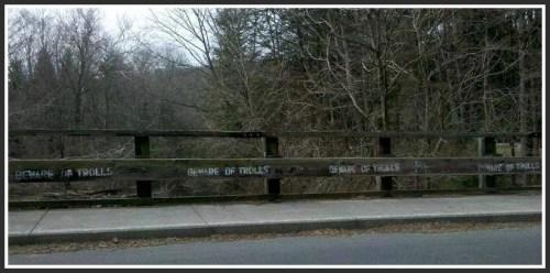 "The ""troll bridge."""