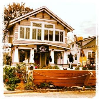 Betsy Kahn house