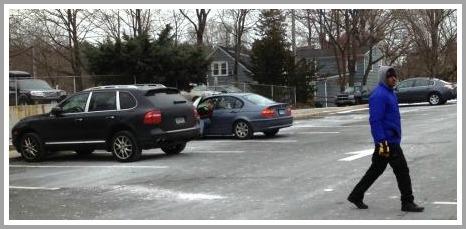 BOA parking lot