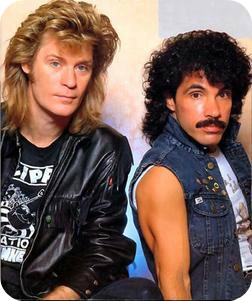 Hall and Oates, back in the day.