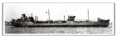 The USS Saugatuck