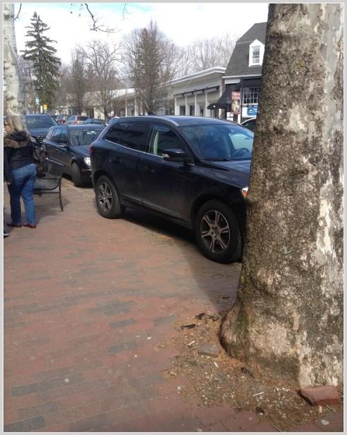 Parking - Oscars