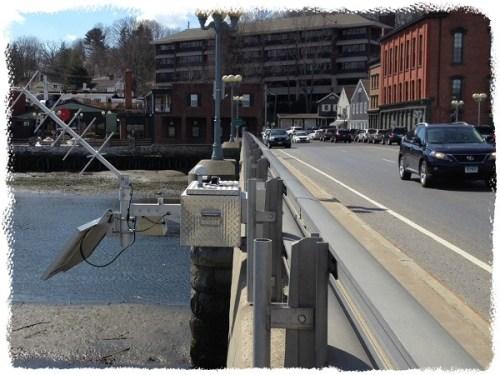 Post Road bridge