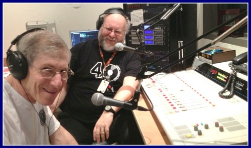 Staples Class of 1971 alum Fred Cantor was listening to WWPT's show this morning. He headed to the studio, and shared his memories of bands like the Remains with faculty advisor Mike Zito.
