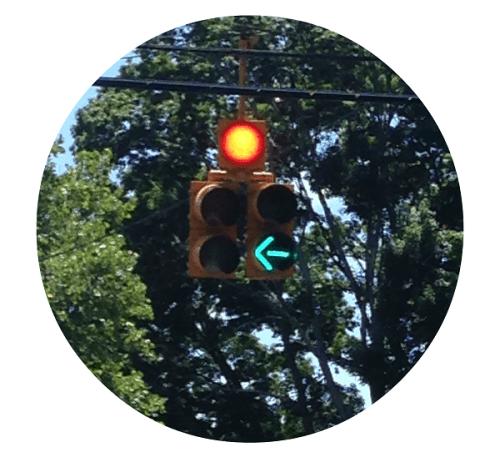Kings Highway light