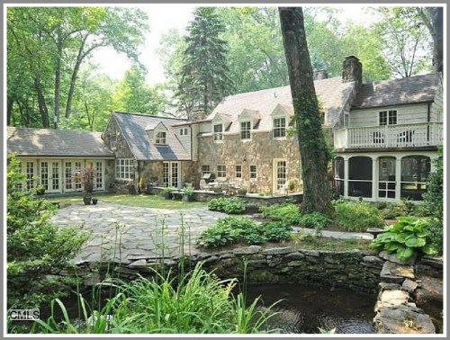 Frazier Forman Peters designed and built this house for himself, and his 7 children.
