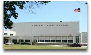 Central High School in Bridgeport.