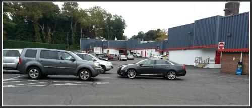CVS parking