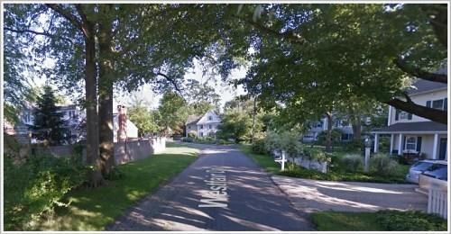 Westfair Drive today. (Photo/Google Maps)