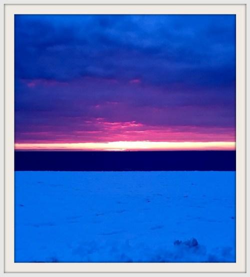 Red sky - Jimmy Izzo