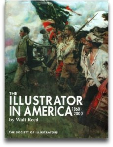 One of Walt Reed's books on the history of illustration.