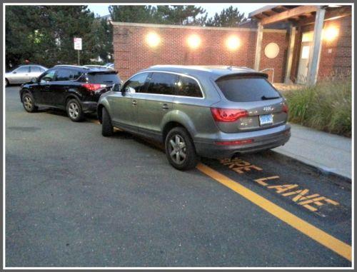 Saugatuck parking - 3