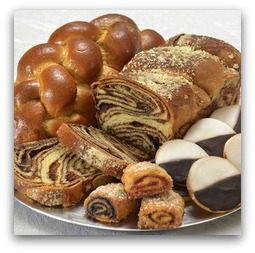 """""""Tevye's Tradition,"""" from Challah Connection."""