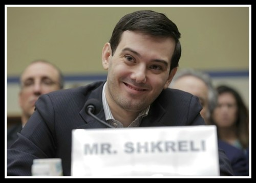 Martin Shkreli's 5th Amendment-invoking testimony at a Congressional hearing repulsed many Americans.