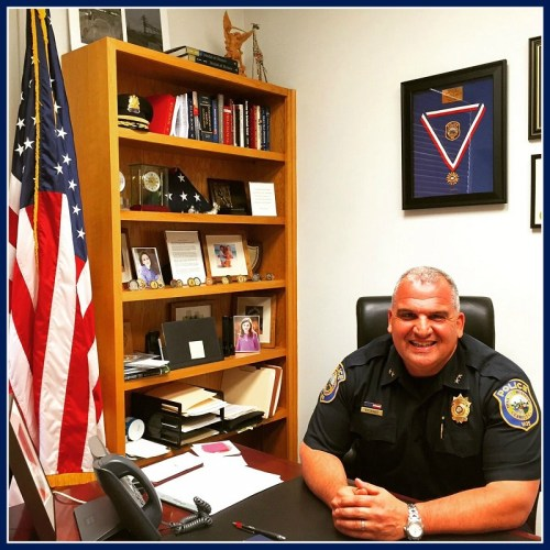 Westport Police Chief Fotios Koskinas.