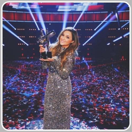 She won!