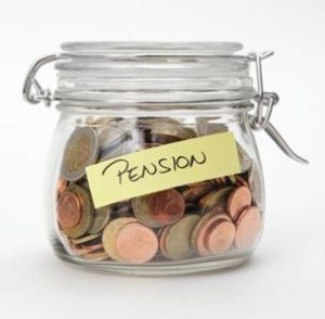 This is NOT a photo of Westport's pension fund.