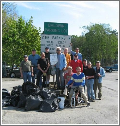 Y's Men - Baldwin Parking Lot