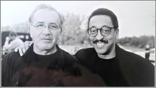 Peter Pastorelli and Gregory Hines.