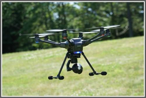 David Pogue drone