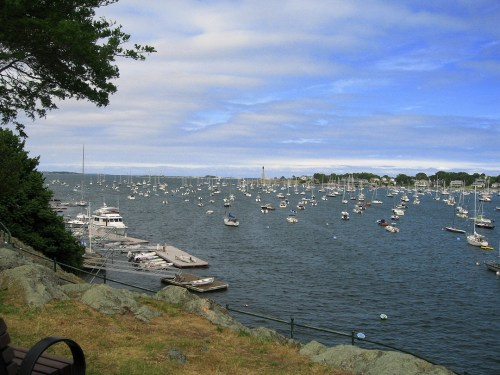 Happy place - Geoff Hodgkinson, Marblehead Mass 1