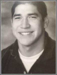 Jonathon Aledda, in the Staples High School Class of 2004 yearbook.