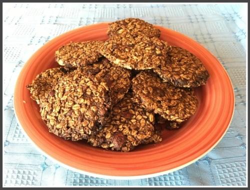 Mealworm cookies.