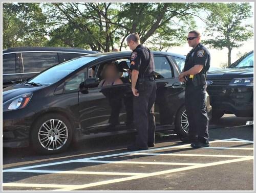 Police encounter - July 22, 2016