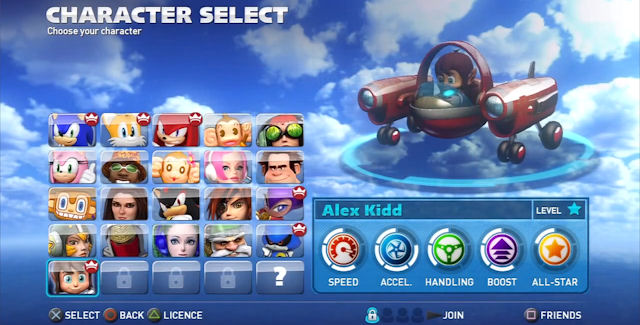 How To Unlock All Sonic & All-Stars Racing Transformed Characters