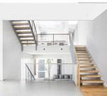 Model tangga rumah bertingkat