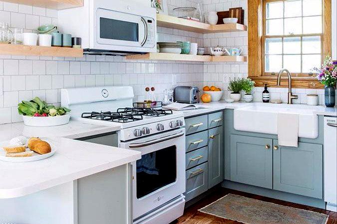 Model Desain Dapur Minimalis dan Modern Terpopuler