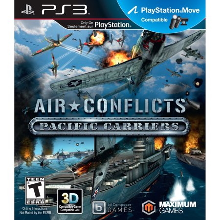 Air Conflicts - Pacific Carriers (PS3)
