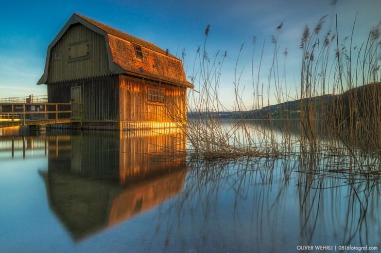 Das Bootshaus, Hallwilersee