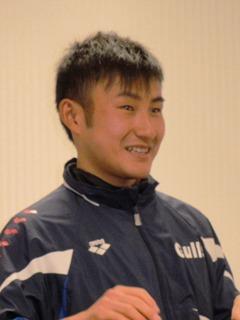 小林歩選手