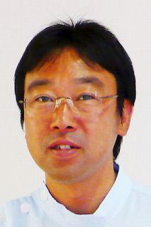 因島高校PTA会長・上村修一さん