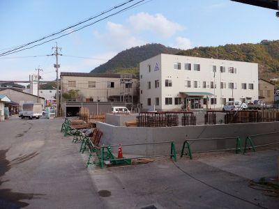 因の島ガス株式会社西浦工場