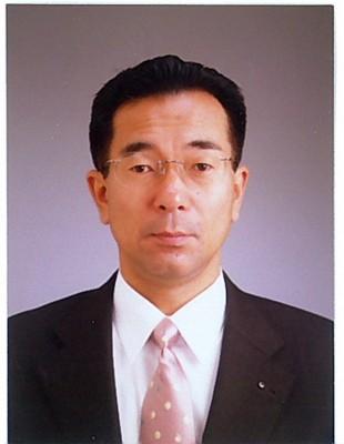 岡野敏郎会長