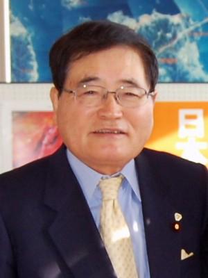 亀井静香氏