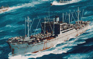 陸軍特殊船「吉備津丸」