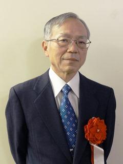 村上水軍研究家の今井豊さん
