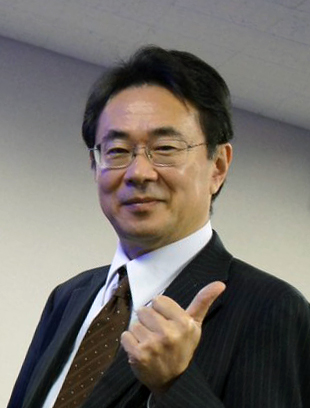 石田好伸さん