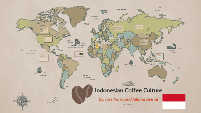 Indonesian Coffee Culture By Juliana Bernal