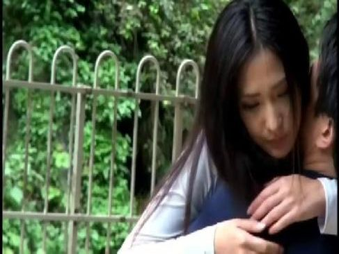ランニング中に野外でsexする人妻やギャルのおまんこの長編の無収正 オmanコ 動画 20