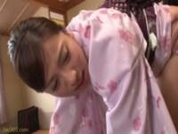 美人若女将のおもてなしがエロい0938動画サンプル無料