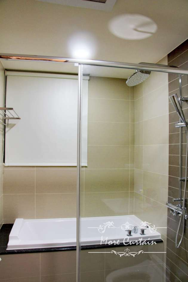 浴室防水捲簾