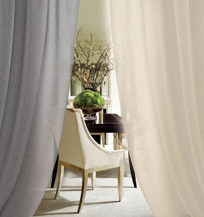 高檔紗簾,柔美紗簾,進口細緻紗簾
