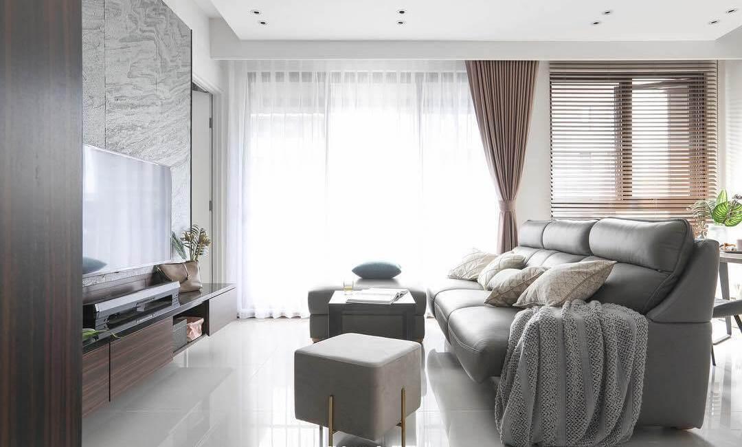 新家窗簾選購/居家採光讓家更溫暖/精選窗簾案例