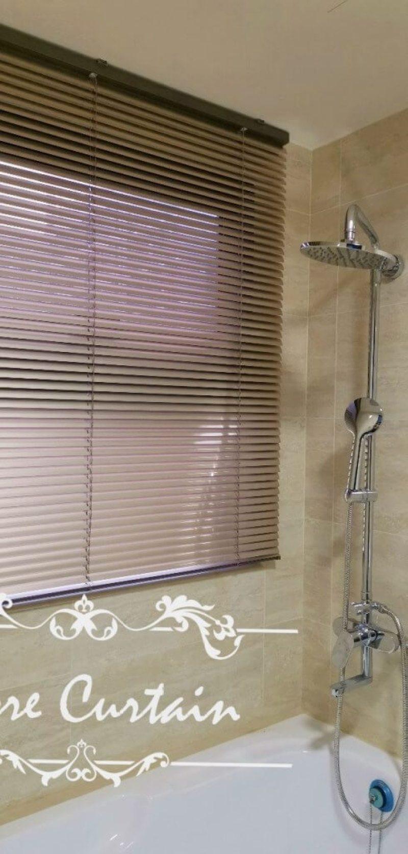 防水鋁百葉 浴室