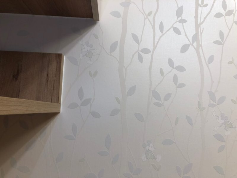 素雅日本壁紙 頭份壁紙推薦案例 頭份窗簾店